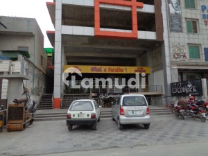 3800 sq ft Floor on Rent For Multinational Companies at Main Boulevard Kohinoor City