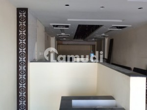 Commercial Building Is Available For Rent In Blue Area Islamabad