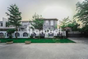 150 Feet Road Facing Raya Golf Course 2 Kanal Swimming Pool House For Sale