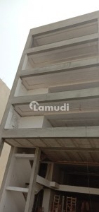 8 Marla Brand New Building Floors Is Available For Rent