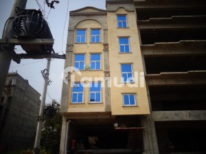 5 Storey Rented Plaza On Ideal Location For Investment At Jarranwala Road Faisalabad
