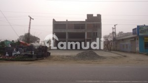 18 Marla Commercial Plaza For Rent On Main Barki Road Near Dha Phase 6