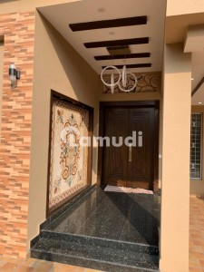 1 Kanal Semi Furnished Luxury WIFI Connected Brand New House For Sale In Overseas A Bahria Town Lahore