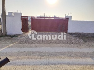 Industrial Land Of 18000  Square Feet Is Available For Sale