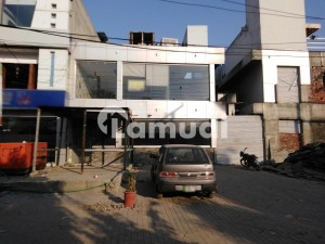 1 Kanal Warehouse Available For Rent In Johar Town