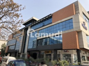402 Sq.ft Commercial Space For Office Is Available For Rent In G-8 Markaz