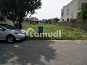 Good Location Plot of 1 Kanal For Sale in Block N of DHA Phase 6 Lahore