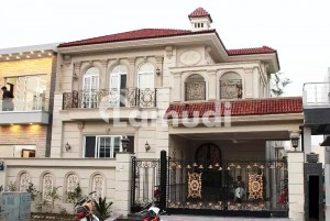 ASTONISHING SPANISH 11 Marla 5 Beds Cottage Available For Sale In Bahria Town