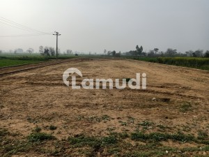 Centrally Located Commercial Plot In Jalalpur Jattan Road - Gujrat Is Available For Sale