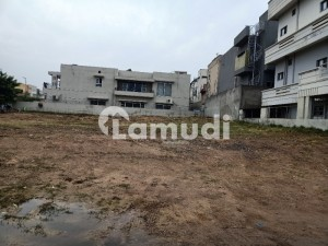 1.25 Kanal Plot Blvd Corner Height 5marla Extra Land Paid For Sale