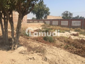 Residential Plot Of 1575  Square Feet For Sale In Model Town
