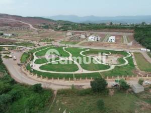 5 Marla Residential Plot Available For Sale In Parkview City Islamabad