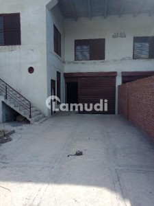 Multan Rd Near Chungh One Kanal Double Storey Warehouse Is Available For Sale