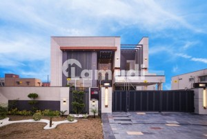 One Kanal Brand New Designer  Bungalow Quality Construction 100% Original Pictures Phase 6 Dha Lahore
