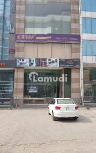 Leads  Estate Offers 8 Marla Commercial Plaza Ground Floor and Mezzanine For Rent In Dha Phase 5 Block Cca