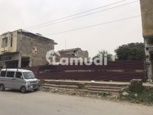 Ideal Location Commercial Plot With Roads On Both Sides
