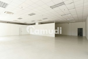 15000 Sq Ft Independent Building Available For Rent In F-6 Markaz