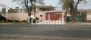 3 Kanal House For Sale In Model Town F Block Good Location Investor Rate Property Clear And Clean Title And Direct Deal