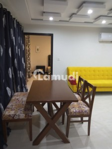 1 Bed Furnished Flat for Rent in Sector C Bahria Town Lahore