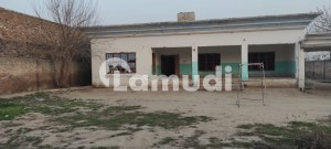A Centrally Located House Is Available For Rent In Peshawar