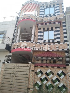 3 Marla Double Storey House For Sale In Al Ahmad Garden Housing Society