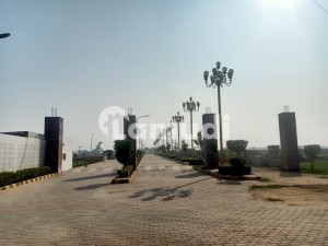 Stunning Residential Plot Is Available For Sale In Jalalpur Jattan Road