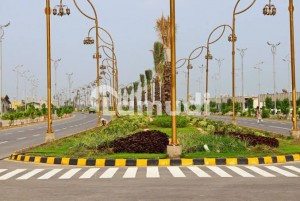 Twin Commercial Plots C Block For Sale In Master City Gujranwala