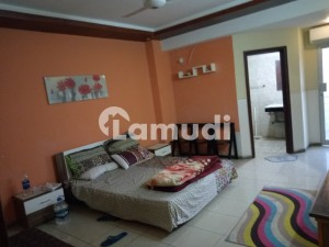 1 Bedroom Fully Furnished Luxury Flat In Qj Heights Phase1 Bahria Town