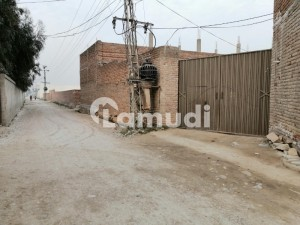 Nowshera Road Factory Sized 6750  Square Feet For Sale