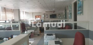 Realty Network Offer 3600 Sq Feet Office Blue Area