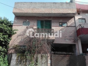 Stunning House Is Available For Sale In Wapda Town
