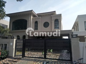 One Kanal Brand New Luxury Bungalow For Sale Near Park Commercial