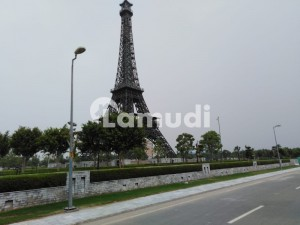 5 Marla Commercial Plot For Sale In Tauheed Block Bahria Town