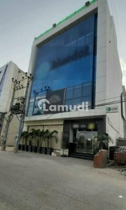 200 Sq Yard Office Building Available In Small Shahbaz Commercial Phase 6 Dha Karachi