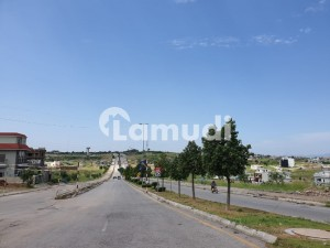 Top Location 4 Marla Commercial Plot in Circle Central Commercial