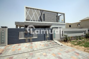 Dha Phase 6 1 Kanal Beautifully Designed Modern House For Sale