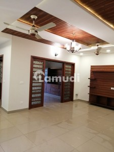 1 Kanal Brand  New Ground Plus Basement For Rent In G-13