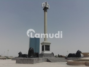 500 sq  yd residential plot  for sale in Bahria town Karachi Bahria Golf City