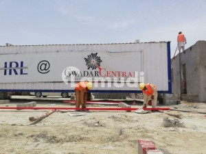 5 Marla Plot For Sale In Central Gwadar Housing Scheme