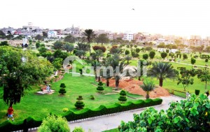 4000 Square Yards Corner Residential Plot On Prime Location Of 35th Street And Khayaban E Roomi Dha Phase 8 Is Available For Sale In Reasonable Demand