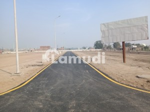 Direct Owner: 5 Marla Possession Plot In Tulip Extension Park View City Lahore
