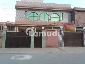 House In Shalimar Colony Sized 20 Marla Is Available