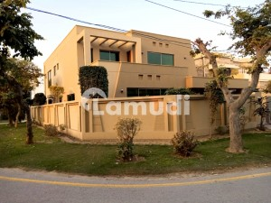 1 Kanal Corner Double Unit House For Sale In Dha Phase 3