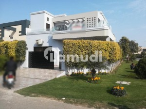 10 Marla Corner Furnished Luxury Bungalow For Sale AT Prime Location Near Park Commercial