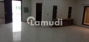 4500  Square Feet Spacious Upper Portion Is Available In Wapda Town For Rent