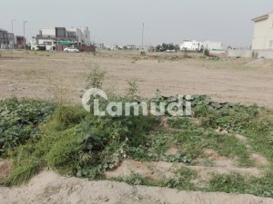 5.5 Marla Residential Plot Available In DHA Defence For Sale