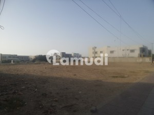 Famed Area 2000 Yard Residential Plot Is Up For Sale On Main Khayaban E Ittehad Phase 6