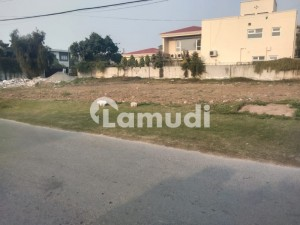 Corner 2 Kanal Plot No 256 For Sale In Dha Phase 1 Block L