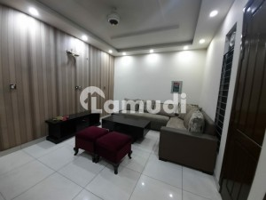 Double Bed Furnished Flats Available For Rent In Citi Housing Gujranwala