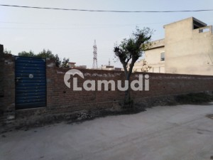 12.5 Marla Residential Plot Available For Sale In Ziya Town On Canal Road